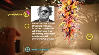 Tacoma museum of Glass AR Concept