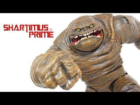 DC Multiverse Clayface C&C Collect and Connet Batman DC Comics Mattel Action Figure Toy Review