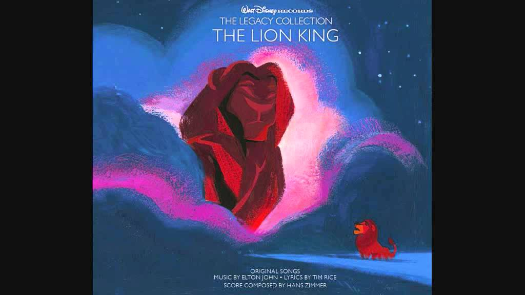 The Lion King Legacy Collection Cd2 Circle Of Life