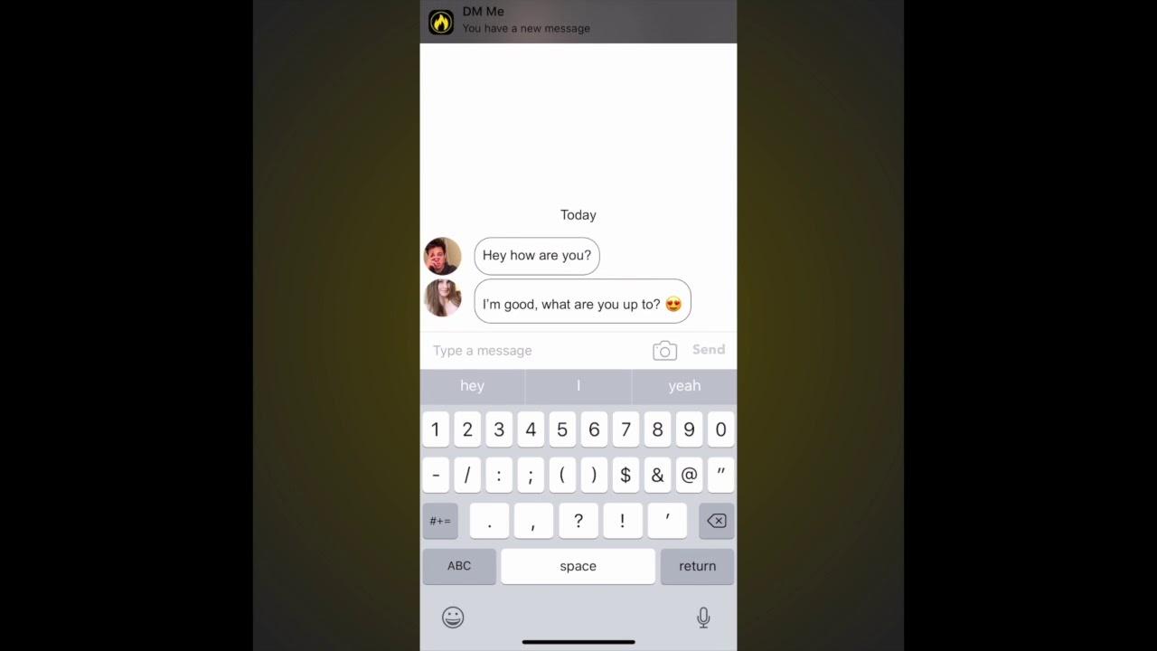 weirdest online dating messages