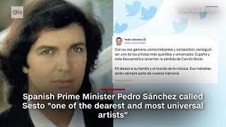 Popular Spanish singer Camilo Sesto dies at 72