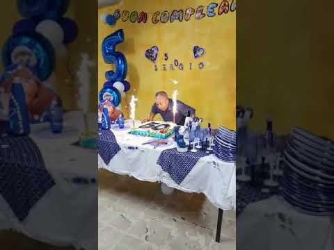 Favorito Festa a sorpresa per i 50.anni.di mio marito(1) - YouTube MM18