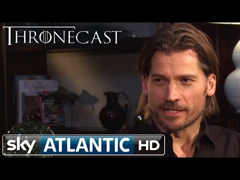 Game of Thrones Jaime Lannister - Nikolaj Coster-Waldau Thronecast Interview
