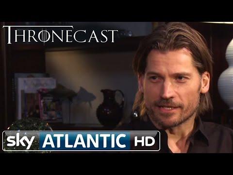 Game of Thrones Jaime Lannister  Nikolaj CosterWaldau Thronecast