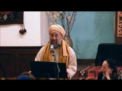 Sheikh Yassir Chadly at the Open Faith Salon (Chochmat Halev, Berkeley, Ca.)  3 5 17