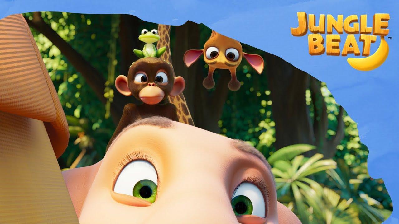 Jungle Friendship   Jungle Beat: Munki and Trunk   Kids Animation 2021