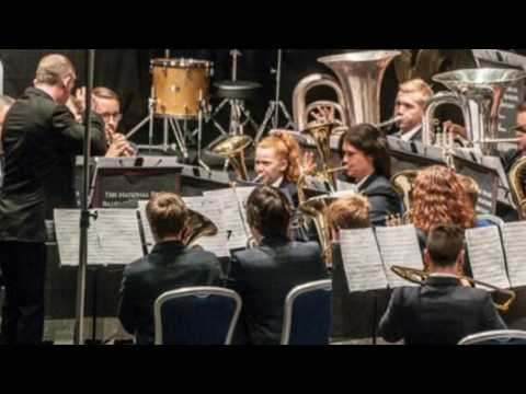 Valley Brass - National Brass Band Championships Of Great Britain - Lake Of The Moon