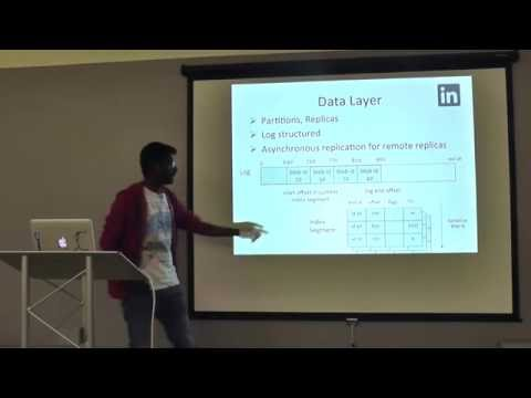 #BDAM: Ambry: Linkedin's Scalable Geo-distributed Object Store, by Sivabalan Narayanan, LinkedIn