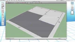 Sketchup #24: Modeling A Floor Plan