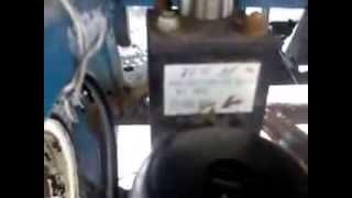 Самодельный минитрактор  Электрический подъем навески