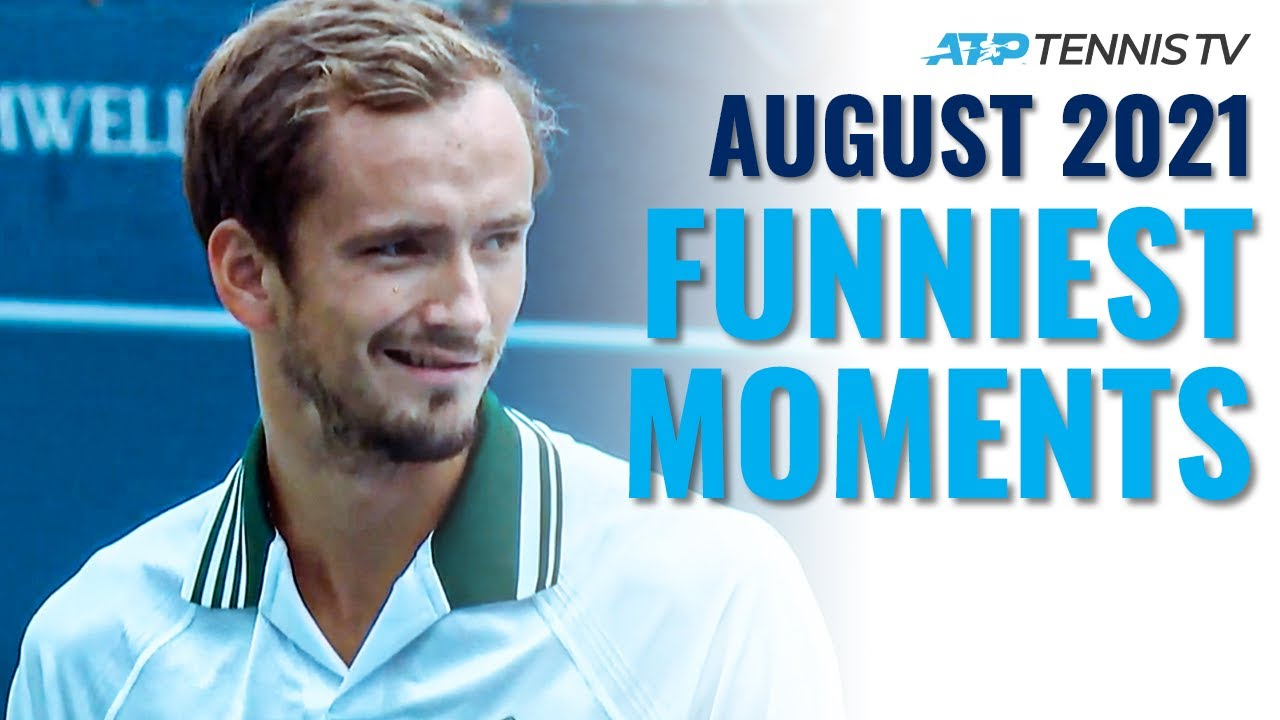 Medvedev's Hindrance, Berrettini's Four Lets and Funny Tennis Moments And Fails From August 2021!