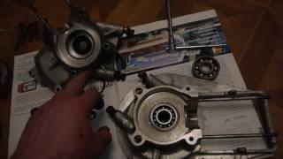 Ремонт двигуна мотокультиватора Кріт частина 4