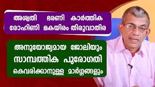 സാന്പത്തിക  പുരോഗതിയും അനുയോജ്യമായ ജോലിയും കൈവരിക്കാൻ | 9847531232 | Malayalam Astrology