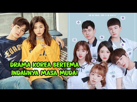 12 DRAMA KOREA ROMANTIS GELORA MASA MUDA TERBAIK