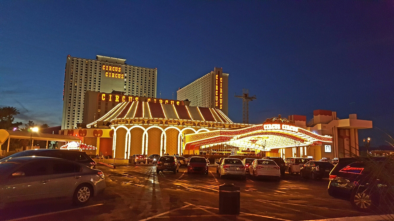 circus circus hotel and casino in las vegas nevada