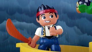 LEGO® DUPLO® - Jake's Buccaneer Blast - Stormy Seas