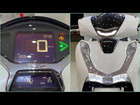 Chi Tiết Honda Sh 2020 125cc Và Giá Bán Tại đại Lý 11/2019 | MKT