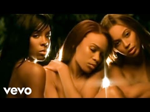 Клип Destiny's Child - Cater 2 U