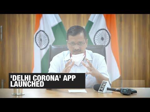 'Delhi Corona' app: Kejriwal explains how to get info on available hospital beds, ventilators