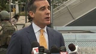 LA Mayor: No Credible Threat To Transit System