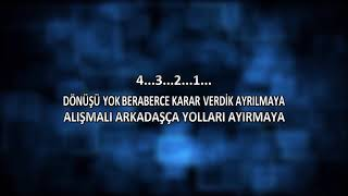 Sezen Aksu - Kaybolan Yıllar - Karaoke - Full HD
