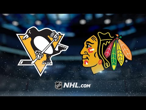 Saad, Blackhawks dominate Penguins, 10-1