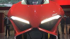 Eicma 2017: Ducati Panigale V4, la Redvolution desmodromique!