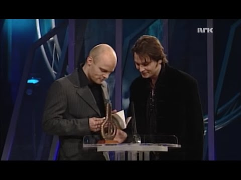 Midnight Choir vinner Årets Rock (Spellemannprisen 1998)