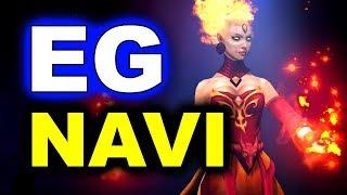 EG vs NAVI - ONE Esports Singapore World Invitational - Group Stage Day 2 DOTA 2