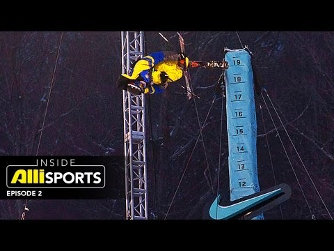 Inside AlliSports Episode 2 Action Sports News, Iouri Podladtchikov Sarah Burke & More