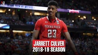 Jarrett Culver Texas Tech Sophomore Highlights Montage 2018-19 Season - ISO BUCKET!