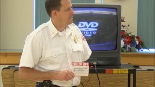 MEMA Coordinator Shares Emergency Management Tips With Seniors