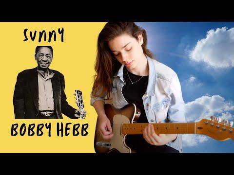 Tash Wolf - Sunny Jazz Instrumental By Bobby Hebb