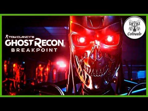 Ghost Recon Breakpoint ТЕРМИНАТОР - охота на машину смерти