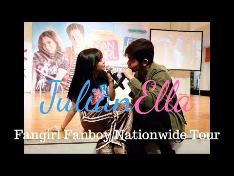 Julian Trono & Ella Cruz | Fangirl Fanboy Nationwide Tour @ Fairview Terraces