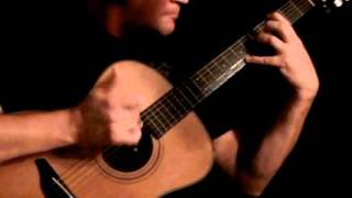 Hawaii Five-O Theme - Fingerstyle Guitar