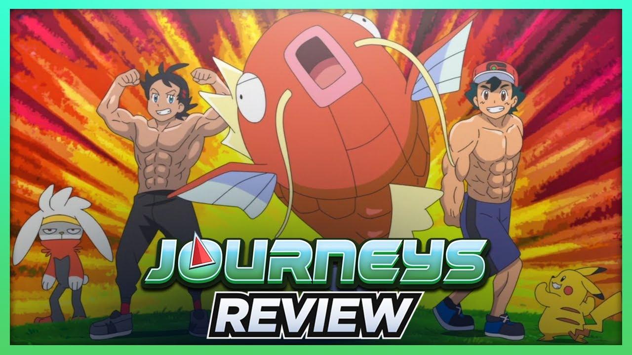 Magikarp Jump! | Pokémon Journeys Episode 26 Review