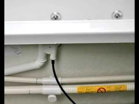 Гигиеническое чистящее средство для гидромассажных ванн