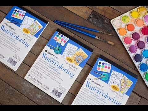 Designs for Watercoloring with Joanne Fink