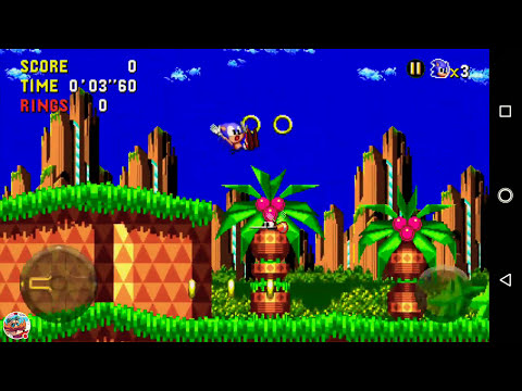 How To Install Sonic CD For Free!(Android Only)(Full Version, No Ads)