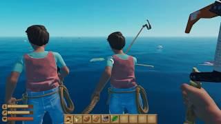 RAFT #2 - Sinh Tồn Trên Biển Cùng Team Cỏ