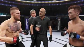 UFC 최두호 vs 코너 맥그리거  2차전 ! !  맥그리거 너 메이웨더랑 권투할때가 아니다!