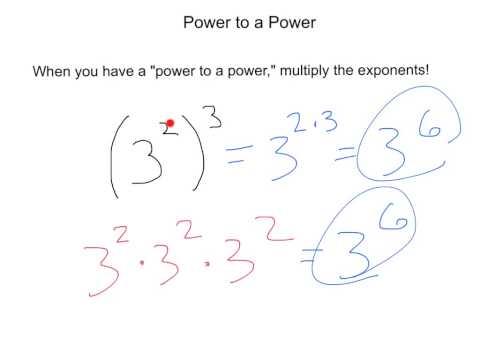 Monomials - Multiple Exponents