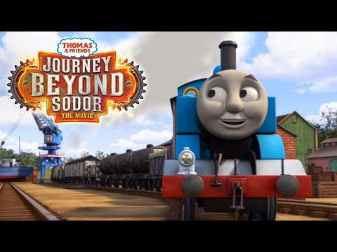 Thomas & Friends: Journey Beyond Sodor Trailer | Coming Soon! | Thomas & Friends