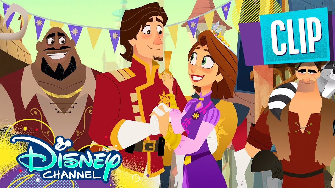 Life After Happily Ever After ? | Music Video | Rapunzel's Tangled Adventure | Disney Channel
