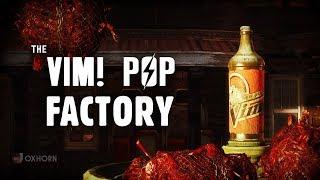 Touring the Sprawling Vim! Pop Factory: Uncovering a Saboteur - DiMA's Dark Secret - Far Harbor 17