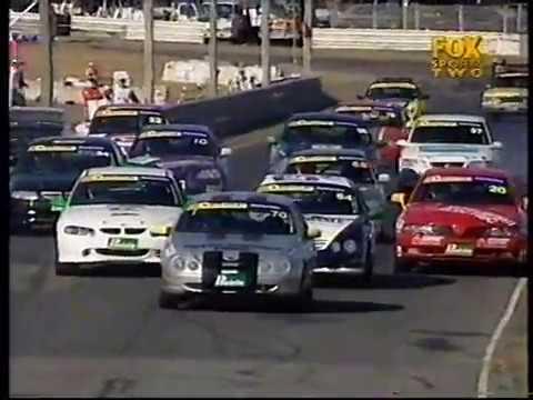 2001 Australian GT Production Championship - Rd 3 Lakeside Race 2