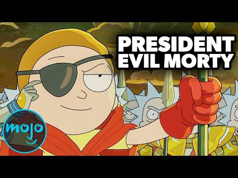 Top 10 Things to Remember Before Rick and Morty Season 5