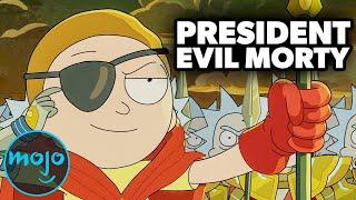 Rick and Morty 시즌 5 이전에 기억해야 할 10 가지 사항