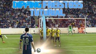 FIFA 15 - Dipping Freistoss Tutorial ᴴᴰ - XBOX ONE /PS4/PC [DEUTSCH]